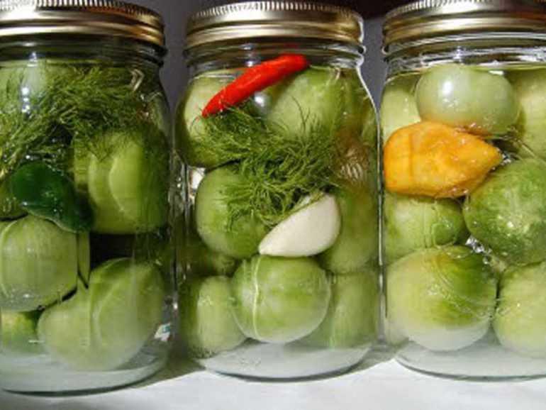 Сладкие маринованные помидоры на зиму в литровых банках — очень вкусные рецепты