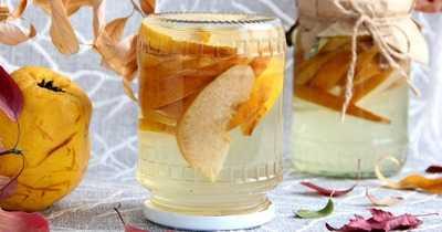 Полезный и вкусный компот из калины с яблоками придаст сил зимой— фото-рецепт на заметку!