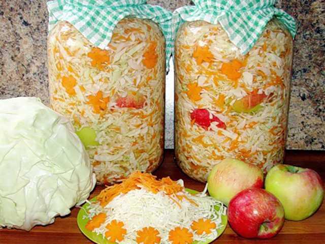 Как солить капусту в домашних условиях — быстро и вкусно