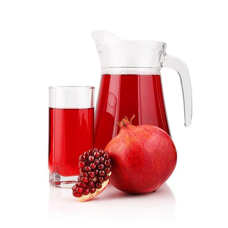 Употребление гранатового сока с умом! сколько можно пить в день и что будет, если превысить норму?