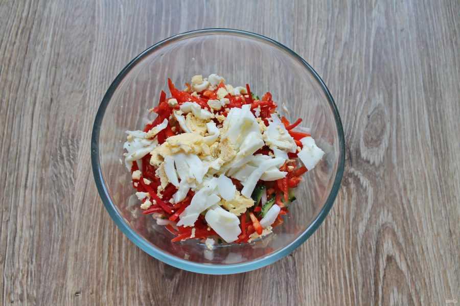 Салаты из дайкона простые рецепты приготовления с фото