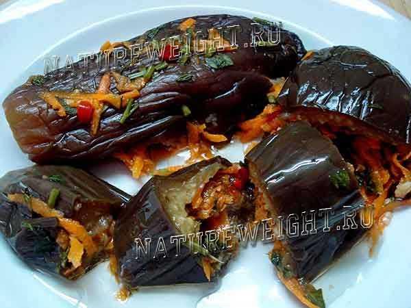 Баклажаны по-азербайджански на зиму: с зеленью, мятой и чесноком, кинзой, сельдереем, морковью и перцем. Правила выбора и подготовки ингредиентов. Условия хранения.