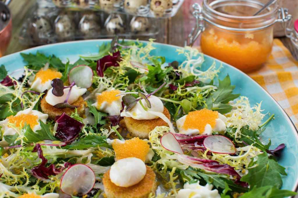 Летние салаты и закуски на праздничный стол: 20 простых и самых вкусных рецептов, фото с оформлением