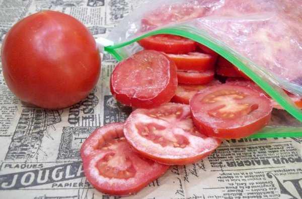 Топ 10 рецептов, как заморозить в морозилке помидоры на зиму, целиком и кусочками - всё про сады