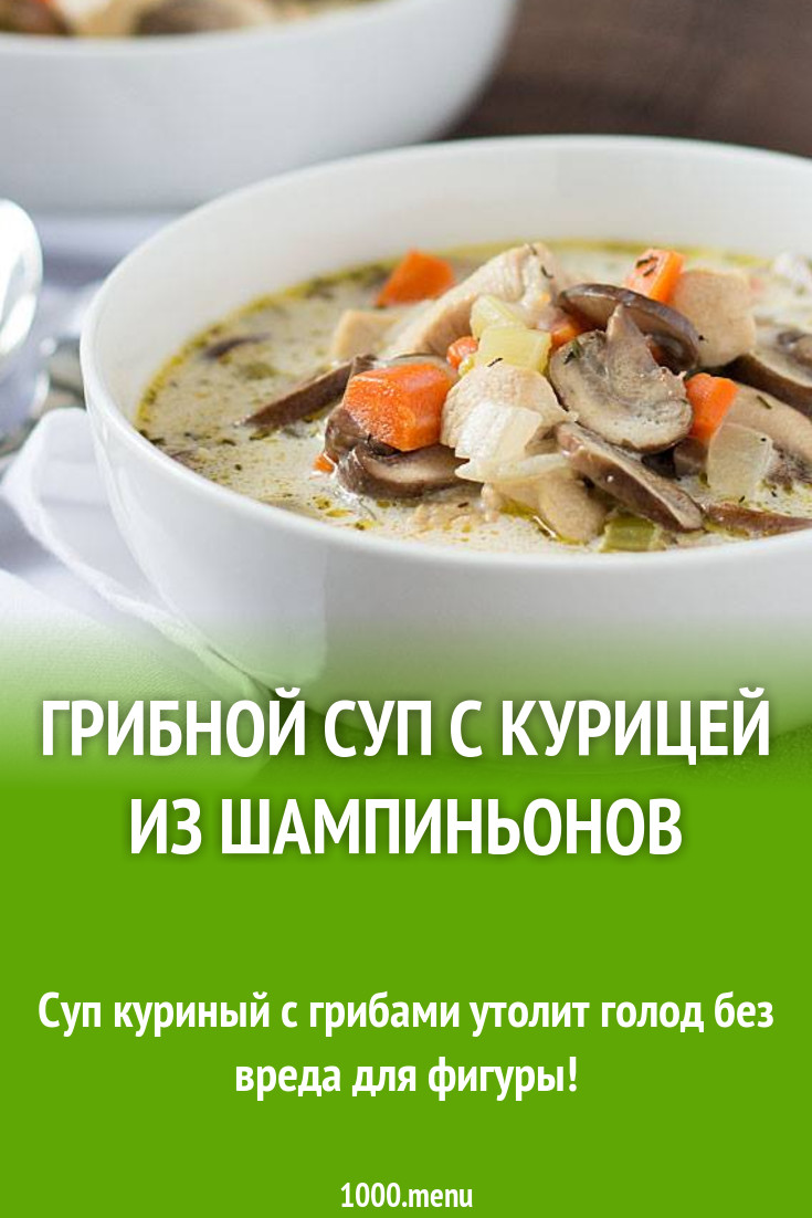 Суп из рыжиков: соленых, замороженных, свежих, сушеных - растения и огород