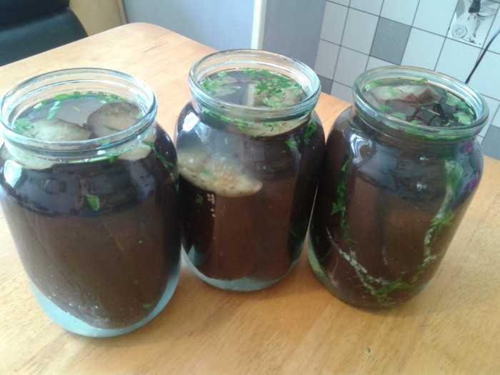 Квашеные баклажаны на зиму - пошаговые рецепты приготовления в домашних условиях с фото