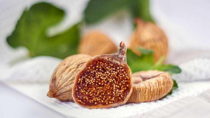 Сушеный инжир— полезная сладость для нашего здоровья