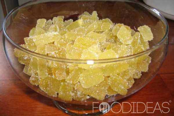 Цукаты из дыни в домашних условиях - рецепт классический и другие вариации
