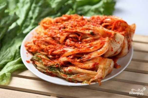 7 рецептов хрустящей капусты по-корейски, в том числе на зиму