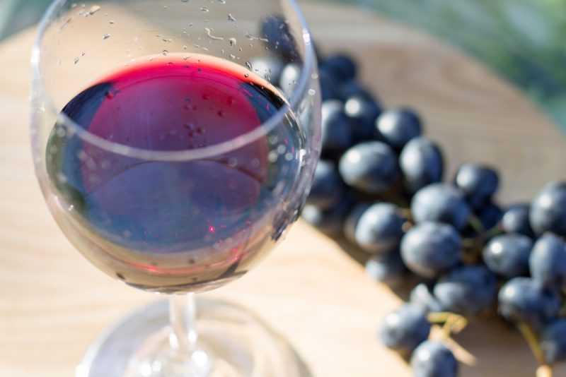 Полусладкое вино из винограда в домашних условиях, особенности