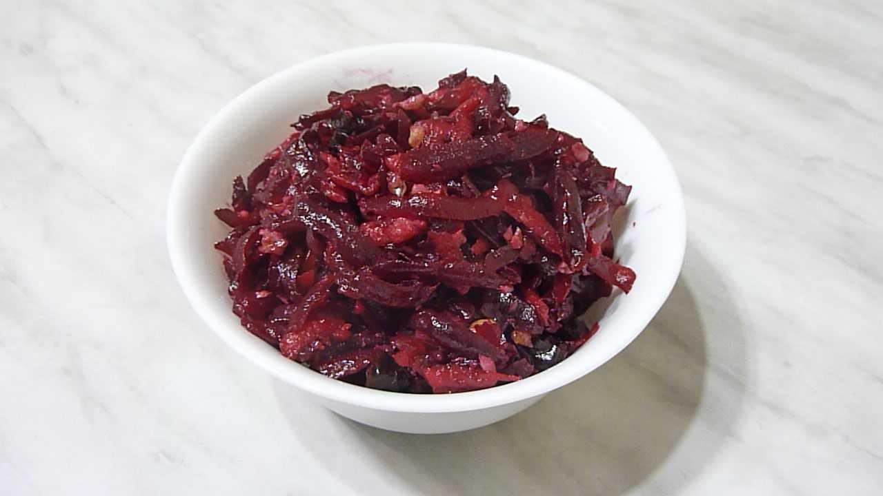 Свекольный салат чернослив с грецкими орехами и майонезом рецепт с фото пошагово - 1000.menu