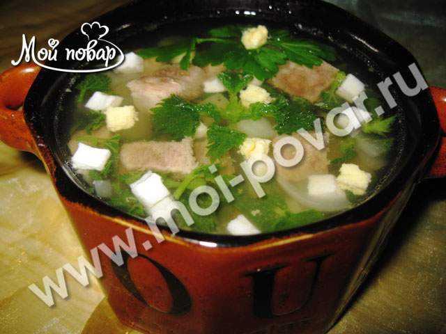 Суп из крапивы - 6 самых вкусных и полезных рецептов
