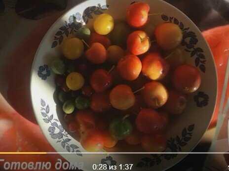 Компот из мандаринов - вкусняха