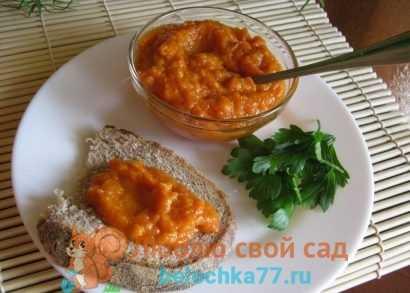 Икра из кабачков: 8 рецептов приготовления в домашних условиях