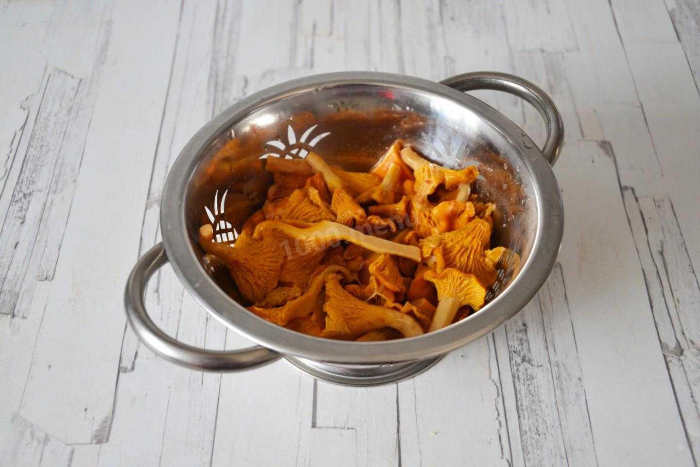 Блюда из лисичек: 16 рецептов приготовления. обсуждение на liveinternet