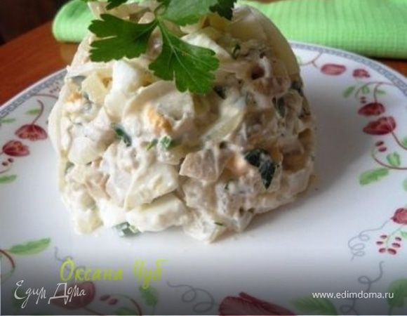 Салаты с солеными груздями: фото и рецепты приготовления закусок в домашних условиях