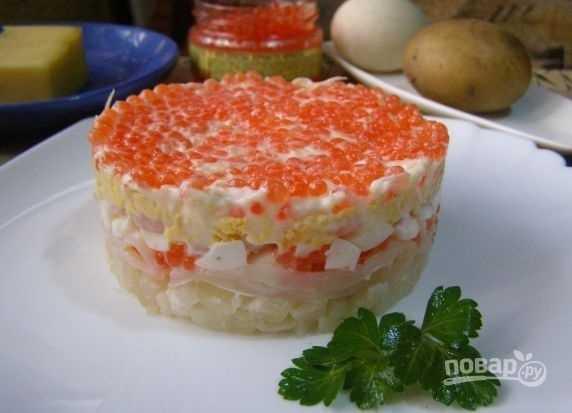 Салаты порционные: оригинальные идеи, ингредиенты, рецепт с описанием - samchef.ru