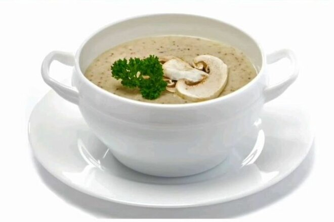 Суп из брокколи и цветной капусты: 5 пошаговых пп-рецептов с фото