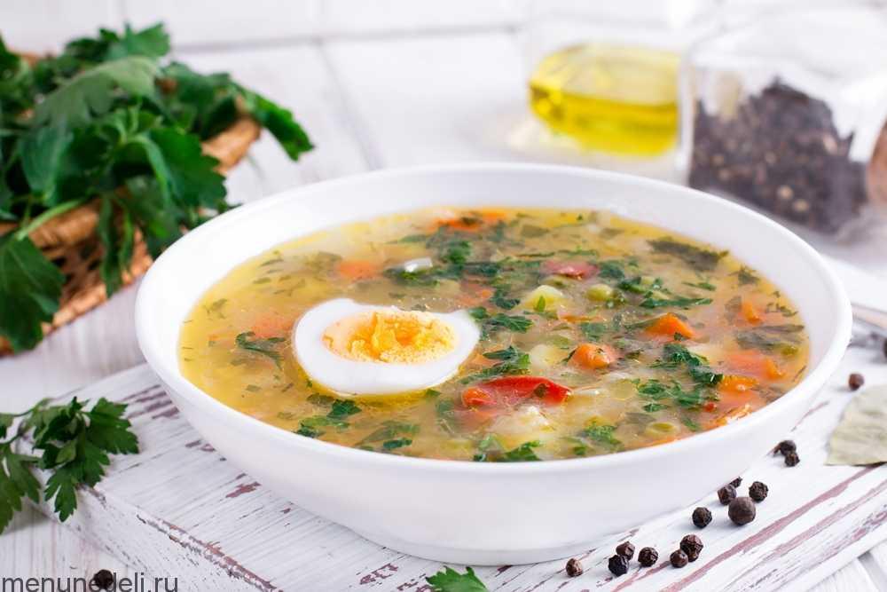 Суп из замороженных белых грибов- аромат вкуса из давних времен: рецепт с фото и видео