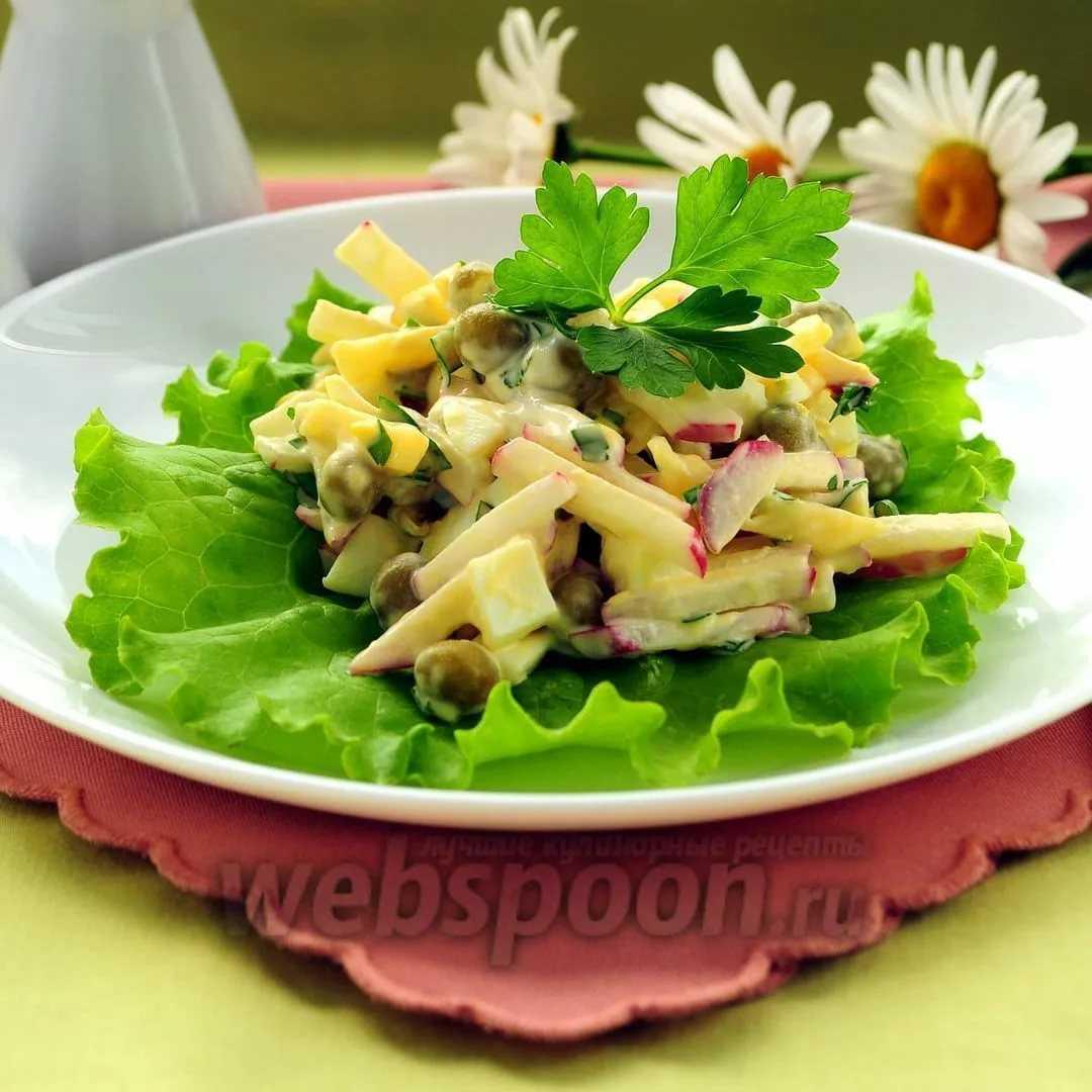 Детский салат «ежик» — рецепты с фото для приготовления в домашних условиях