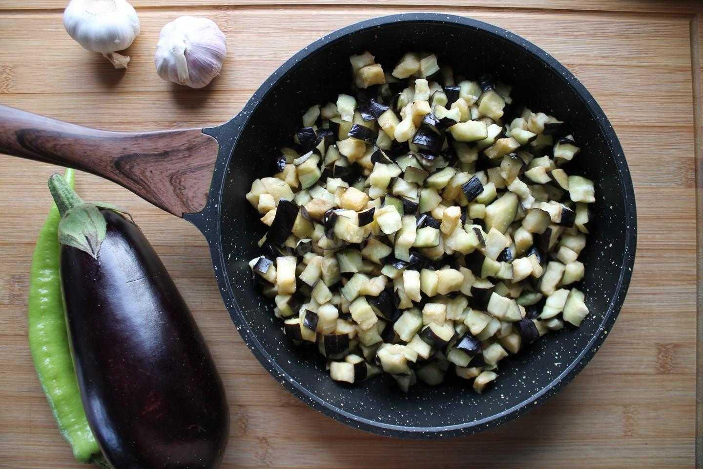 Баклажаны по-грузински — 8 самых вкусных рецептов