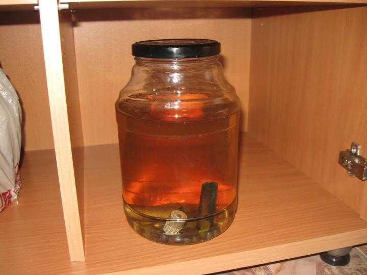 Настойка на мандариновых корках на спирту