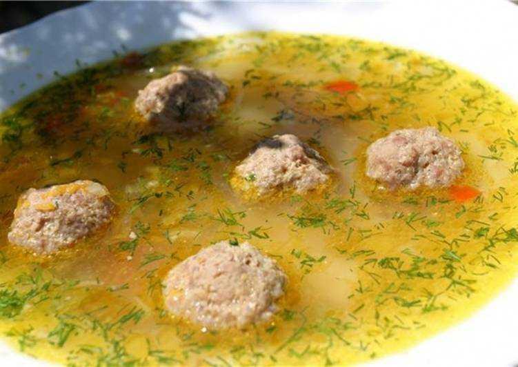 Приготовление сложных супов | все очень просто