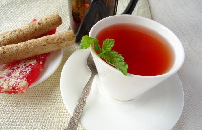 Чай с клюквой – рецепты — разъясняем обстоятельно