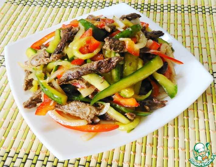 Азиатская кухня - 1129 рецептов приготовления пошагово - 1000.menu