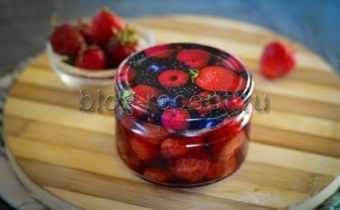 Варенье без сахара для диабетиков из яблок, топинамбура, клубничное