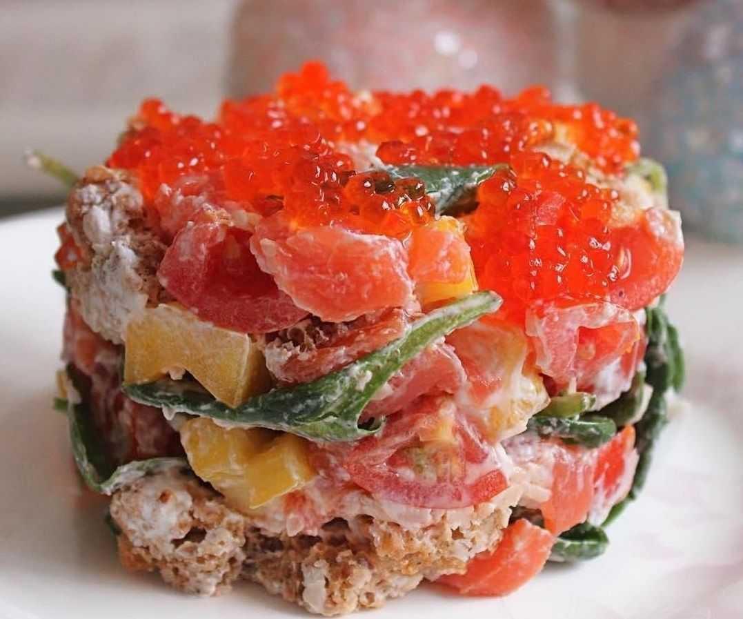 Рецепт: салат фаворит