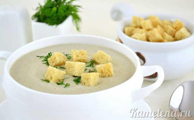 Как приготовить грибной суп? 17 рецептов из свежих, замороженных или сушеных грибов