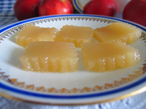 Как приготовить вкусный и  полезный мармелад из айвы— пошаговый рецепт