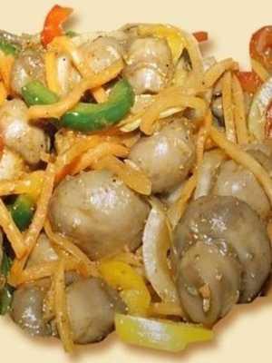 Шампиньоны по-корейски: классический рецепт, с морковью, с фасолью, с цветной капустой, в остром соусе, с луком и чесноком — вкусные рецепты для приготовления в домашних условиях
