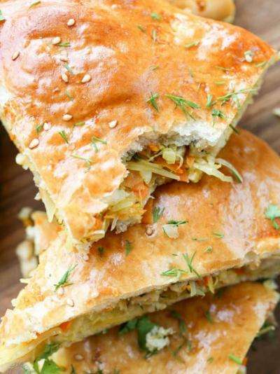 Домашний киш с грибами и курицей - 2 рецепта лоранского пирога