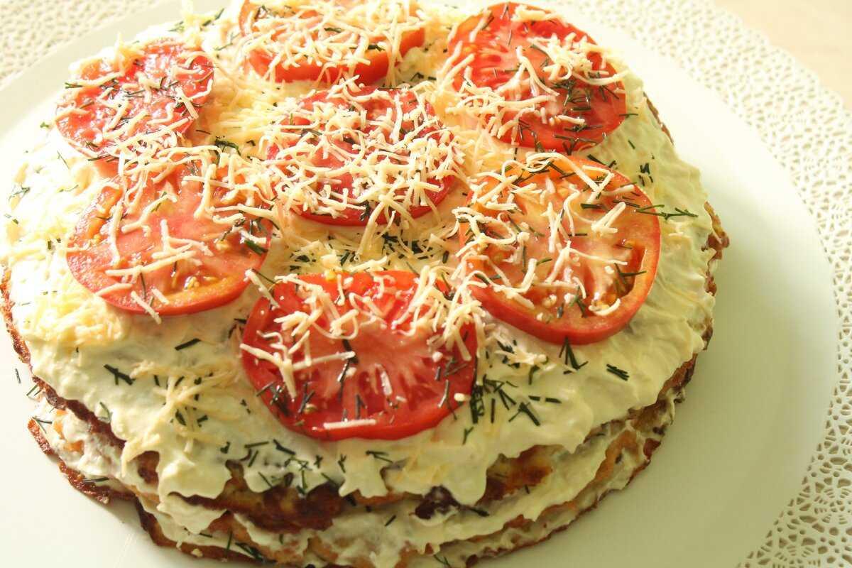 Салат сказка с копченой курицей слоями рецепт с фото пошагово - 1000.menu