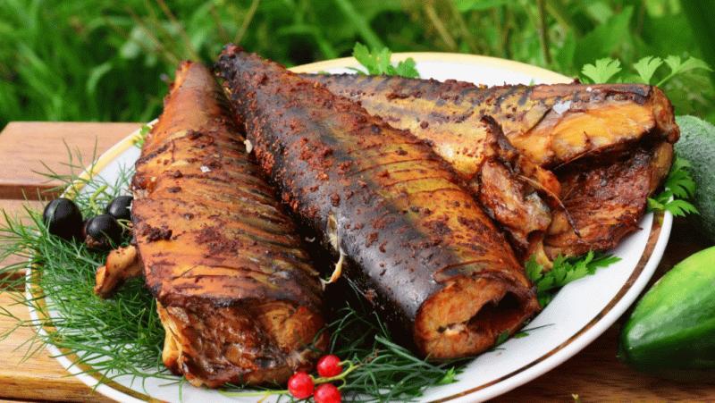 Как закоптить рыбу в коптильне горячего копчения - рецепты приготовления в домашних условиях