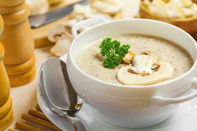 Рецепты приготовления супа из сухих грибов – рецепты – домашний