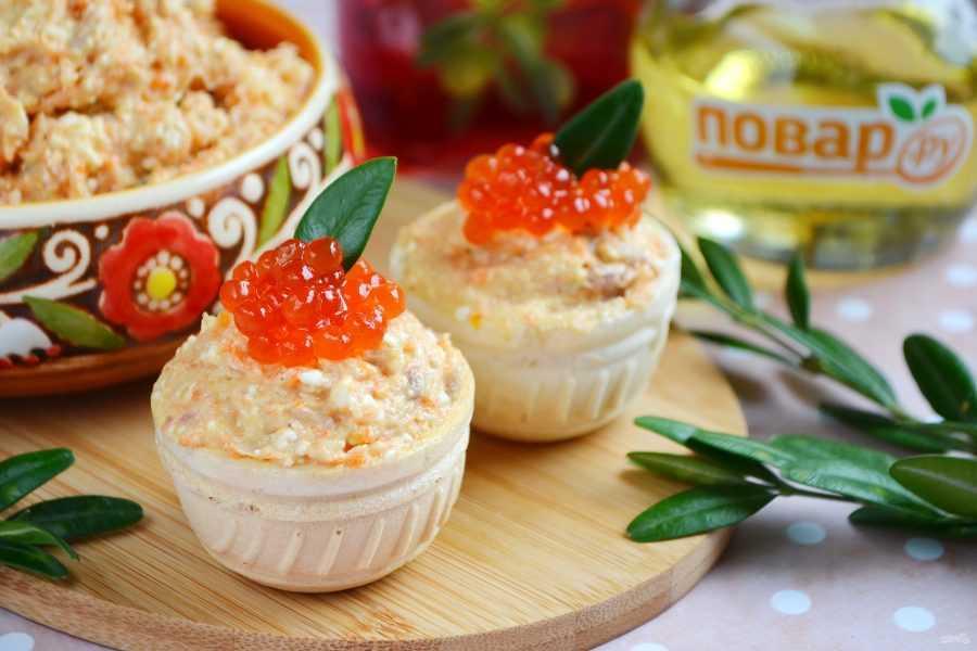 Паштет из селедки: классический рецепт и 7 вариантов приготовления
