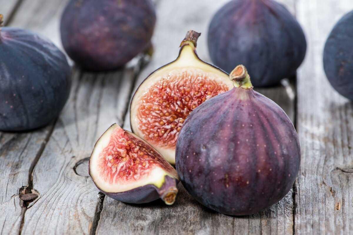 О пользе и вреде свежего и сушеного инжира для здоровья человека
