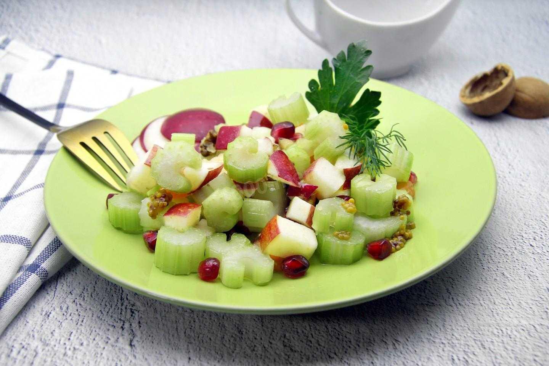 Салат с капустой - 313 домашних вкусных рецепта приготовления
