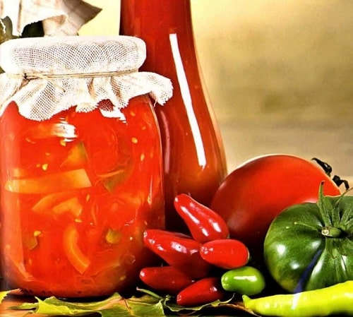 Салат «анкл бенс» на зиму из баклажанов » рецепты приготовления блюд на портале povarenok