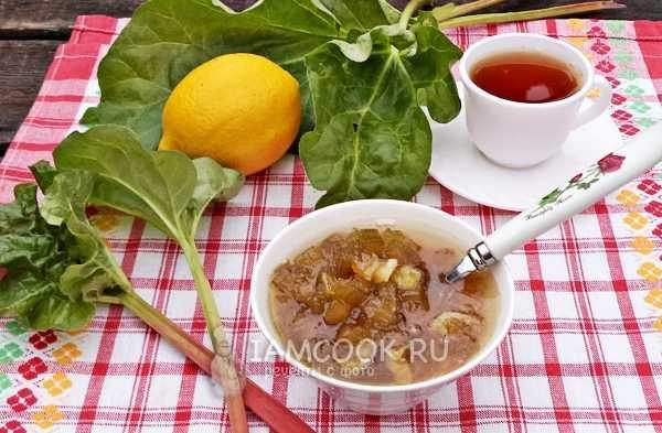 Варенье из ревеня - самые вкусные рецепты на любой вкус