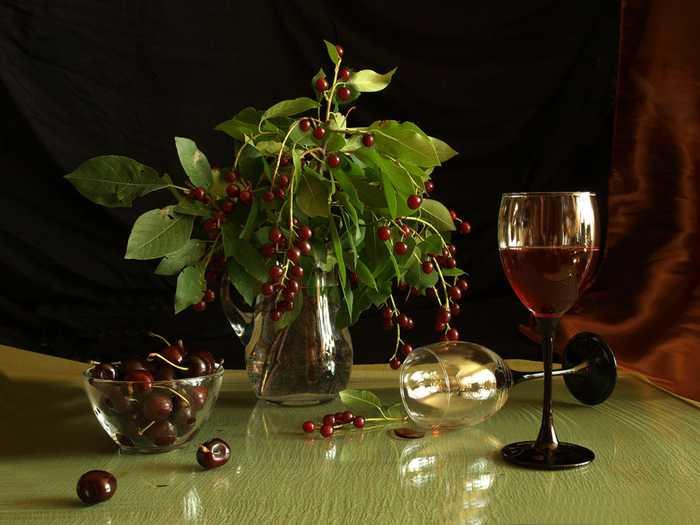 Вино из черемухи в домашних условиях из черных, красных и сушеных ягод