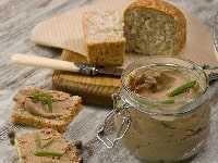 Паштет из селёдки классический рецепт с маслом - мечети мира