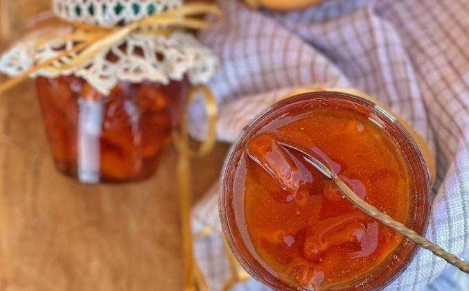 Как приготовить яблочный джем в домашних условиях на зиму: пошаговые рецепты с фото и видео