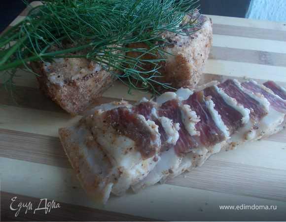 Сало с чесноком через мясорубку. пошаговый рецепт с фото