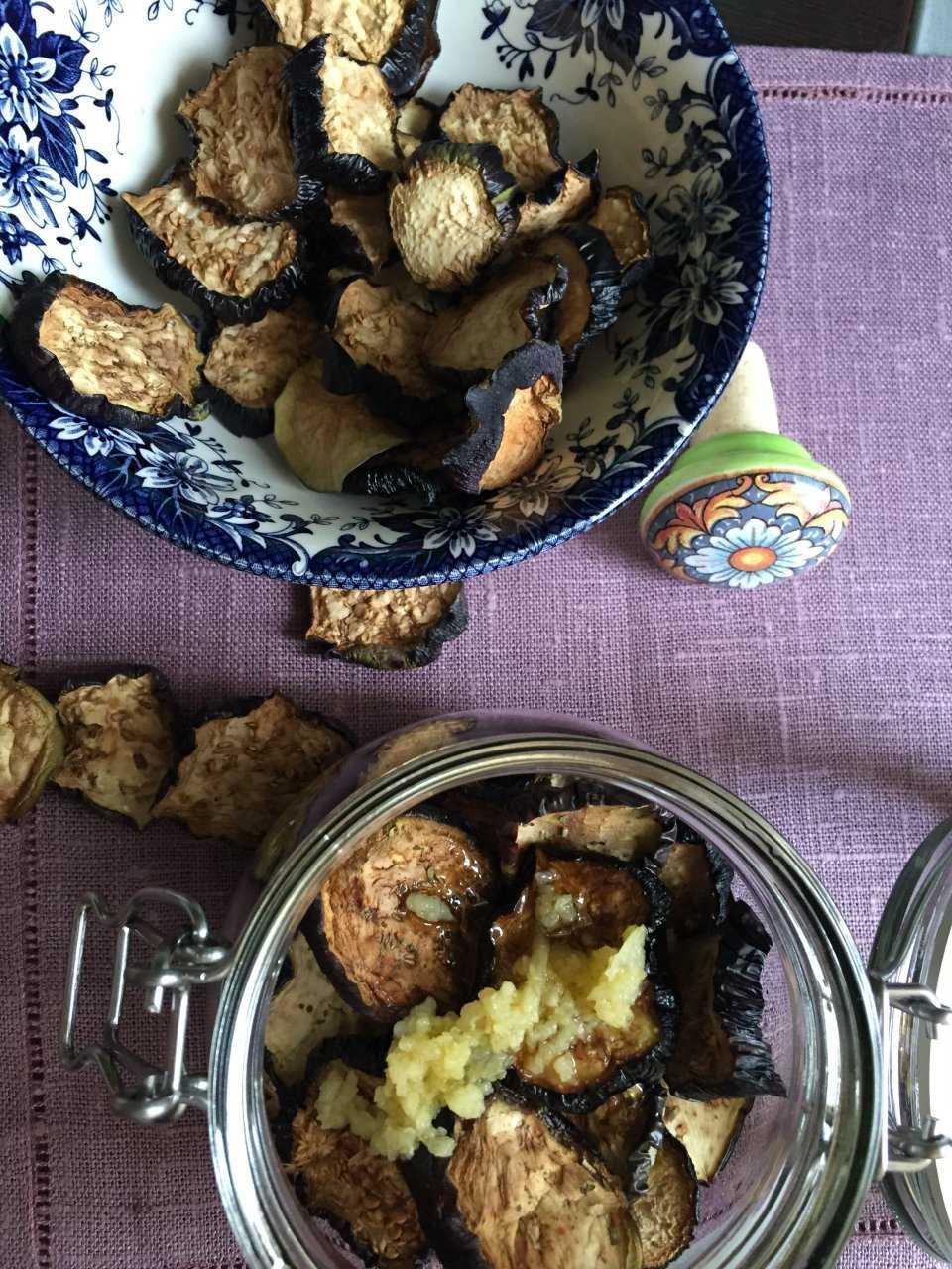 Лучшие рецепты вяленых баклажанов на зиму - всёпродачу