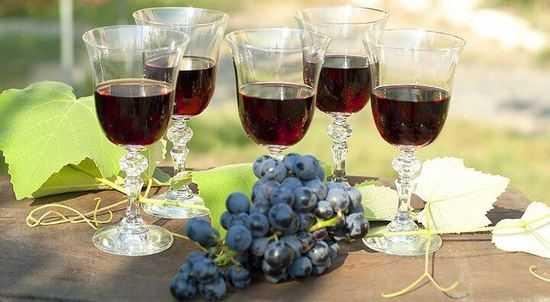 Вино из винограда изабелла в домашних условиях как сделать?