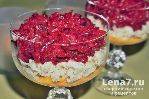 Салат любовница: пошаговый рецепт вкусного блюда со свёклой и морковью